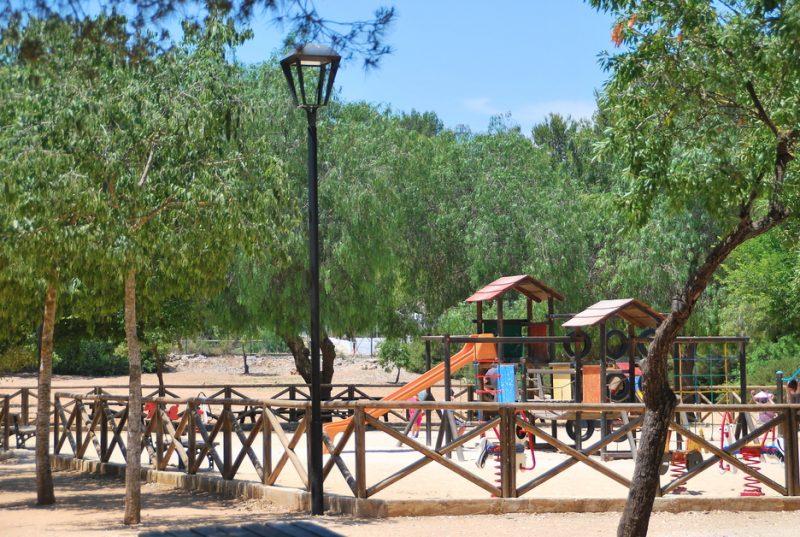 Parque de Les Cansalades